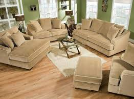 Big Sectional Couch Furniture Comfortable Deep Seat Sectional For Your Living Room