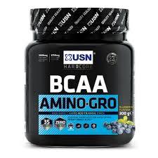 usn bcaa amino gro 300g sports nutrition proteini si