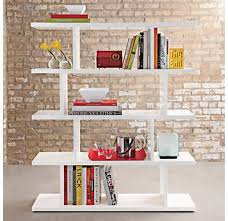 west elm white bookcase five haute things for the homme white bookcases hommemaker