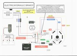 trailer connector wiring diagram 7 way in plug wire and brake at