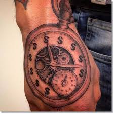 pocket watch tattoo meaning tattoo collections
