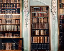 Bookcase Backdrop Bookshelves Backdrop Old Bookcase Vintage Bookshelf Bookrack