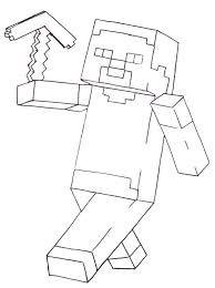 minecraft skins coloring pages coloring