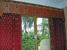 Upholstered Cornice Designs Chandler Upholstered Cornices Window Treatments In Chandler