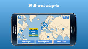 where is that geography quiz android apps on play