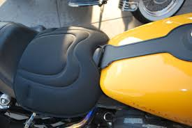 Air Seat Cushion Improves Seating On Even The Best Motorcycle Seat Aqua Aire Seat