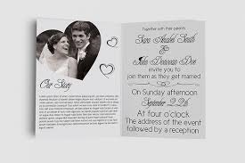 Marriage Invitation Sample Best 24 Wedding Invitation Templates 2017 Season Infoparrot