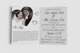 Wedding Invitation Sample Best 24 Wedding Invitation Templates 2017 Season Infoparrot