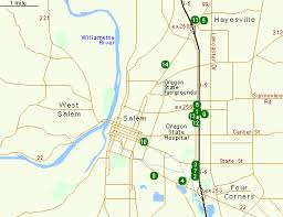 map of oregon state fairgrounds hotels in salem or oregon hotels