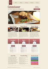 free website templates dreamweaver connoisseur free restaurant website template website connoisseur free restaurant website template