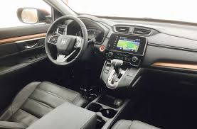 Honda Crv Diesel Usa 2017 Honda Cr V Touring Awd Review U2013 Effective Efficient If Not