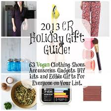 2013 holiday gift guide 63 ideas for vegan apparel accessories
