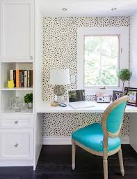 Open Home Office Office Nook Home Office Contemporary With Dark Gray Walls