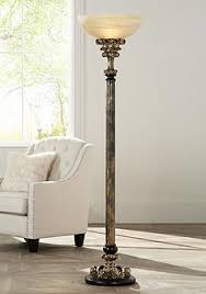 Antique Floor Lamps Barnes And Ivy Torchiere Floor Lamps Lamps Plus