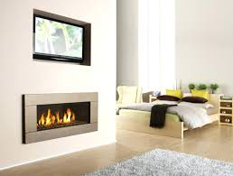 Built In Fireplace Gas by Built In Gas Fireplaces Here S A Modern Gas Fireplace Built In To