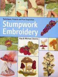 beginner u0027s guide to stumpwork amazon co uk kay dennis
