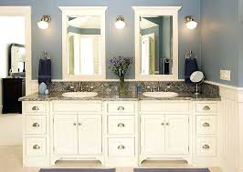 Home Depot Bathrooms Vanities by Bathroom Storage How To Remove A Countertop From A Vanity Custom