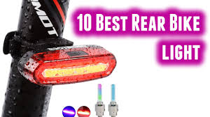 brightest bicycle tail light best rear bike light 2017 youtube