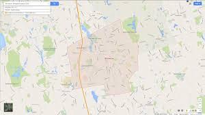 Massachusettes Map by Brockton Massachusetts Map