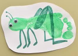 5 simple insect crafts for kids plus bonus snack idea