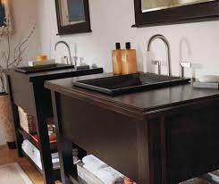 Contemporary Bathroom Vanity Cabinets Contemporary Bathroom Vanities Kemper Cabinetry