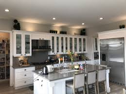 white shaker kitchen cabinets with gray quartz countertops kitchen premade cabinets wholesalers warehouse rta kitchen