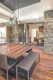 walnut modern kitchen wide plank black walnut hardwood floor by oak and broad modern