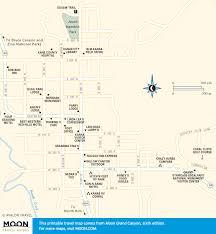 Utah On A Map Printable Travel Maps Of Arizona Moon Travel Guides