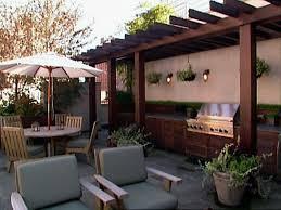 outdoor kitchen design ideas u0026 pictures hgtv
