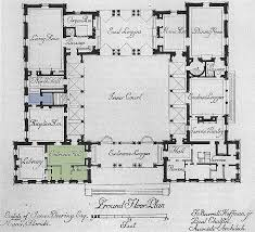 neoclassical home plans house plan lovely plantation house plans with columns plantation