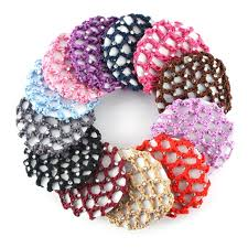 hair nets for buns compare prices on snood hair nets online shopping buy low price