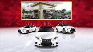 who owns lexus of north miami 2016 december to remember starts now your choice youtube