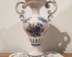 Capodimonte Vases Antique Capodimonte Vases Etsy