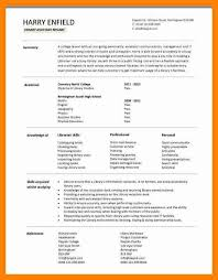 sle cv for library assistant library assistant resume exle etame mibawa co