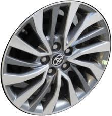 toyota corolla wheel toyota corolla wheels rims wheel stock oem replacement