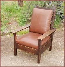Morris Chair Voorhees Craftsman Mission Oak Furniture L U0026 J G Stickley
