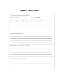 performance evaluation templates printable purchase agreement