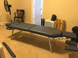 best portable chiropractic table astralite chiropractic table the best table of 2018
