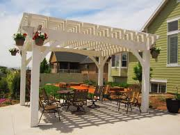 arbors and trellises timber kits western timber frame