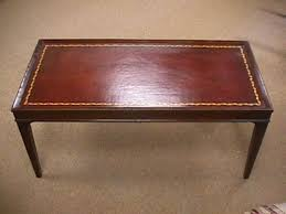 coffee table leather top antique coffee table beautiful boundless table ideas