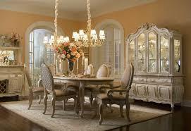 Michael Amini Furniture Aico Lavelle Blanc 54002t 04 Dining Room Collection Aico