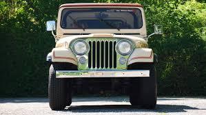 jeep cj laredo amc jeep cj 7 laredo orig 16 812 km dls automobile