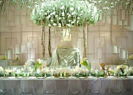 amazing simple wedding decorations for reception garden wedding