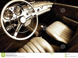 luxury cars interior luxury car interior stock photo image of sepia automobile 6685790