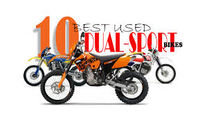 ktm motocross bikes for sale dirt bike magazine 10 best used dual sport bikes