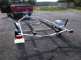 Vinyl Decking For Boats by Make A Pair Of Bunk Glides For Your Boat Trailer 4 Steps With