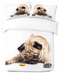 Dog Duvet Covers Dog Print Duvet Covers