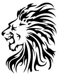 25 ide terbaik tato singa di pinterest