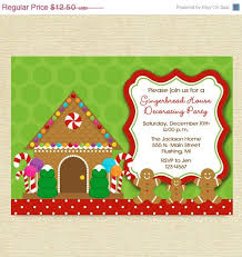 christmas cookie decorating party invitation wording pin by