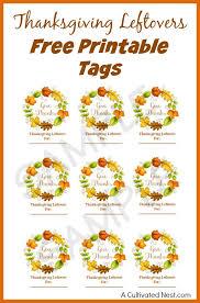 printable thanksgiving tags craftbnb